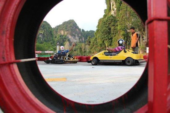 Krabi Kart Speedway: Krabi Go Karting
