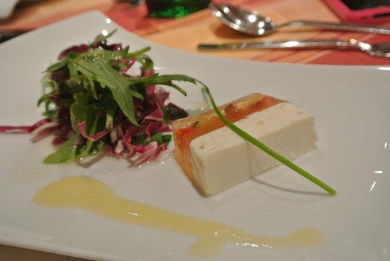 Wohlfühl & Genusshotel Felsenhof: Dinner