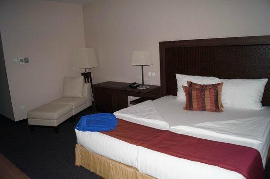 Metropolitan Hotel Sofia: Bedroom