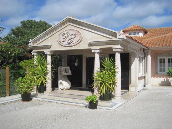 Torres Vedras, Portugal : Entrada