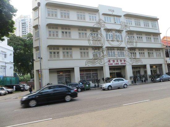 Kam Leng Hotel: Hotel Kam Leng