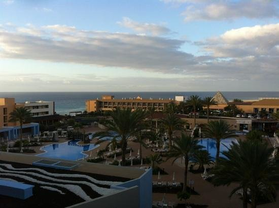 Iberostar Fuerteventura Park: from our room...