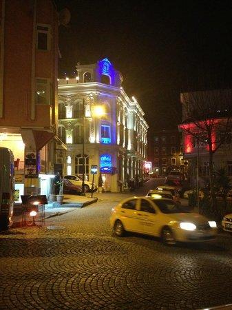 Albatros Premier Hotel: Außenansicht