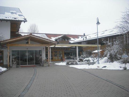 Hotel Sommer: Hotel indgang