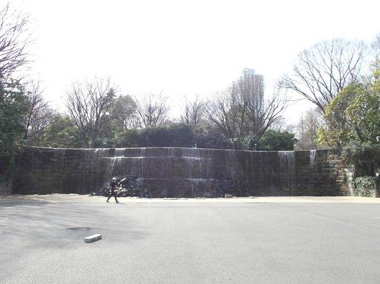 Shinjuku Chuo Park : ナイアガラの滝