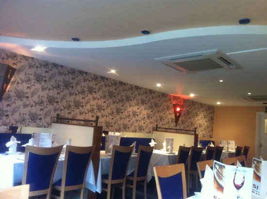 Shah Jahan Indian Restaurant: After a bit of a refit