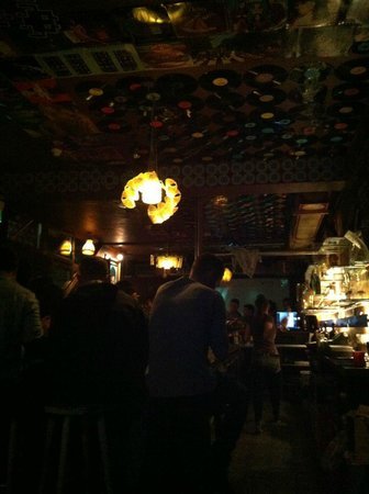 The Circus Hostel: In the basement of the Circus - Goldman's bar