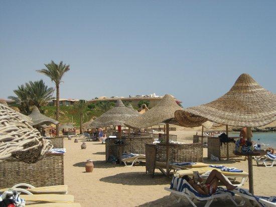 Kahramana Beach Resort: spiaggia