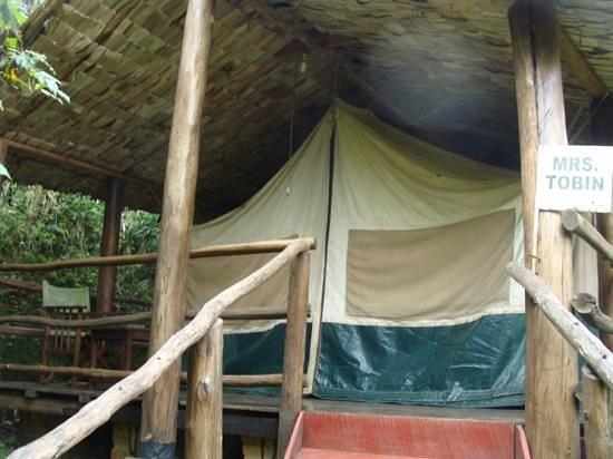 Lake Kitandara Tented Camp: tent