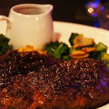 The Steakhouse: Juicy and delicious Australian beef