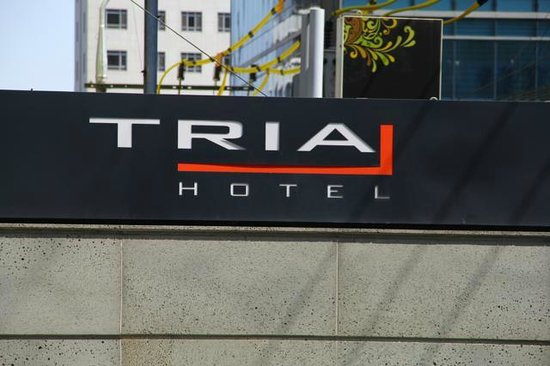 Tria Hotel: Royal Deluxe Double Room