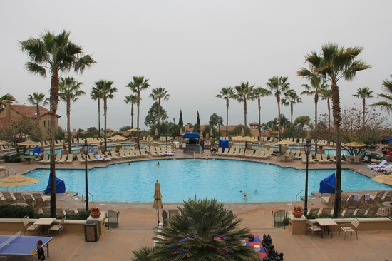 Marriott's Newport Coast Villas: Main Pool Area