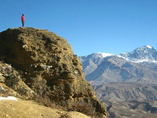 "Higher Limits Trek - Day Tours: Upper Mustang Trekking ""Hidden Kingdom"" Annapurna Region Nepal"
