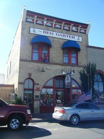 Red Garter Inn: Exterior
