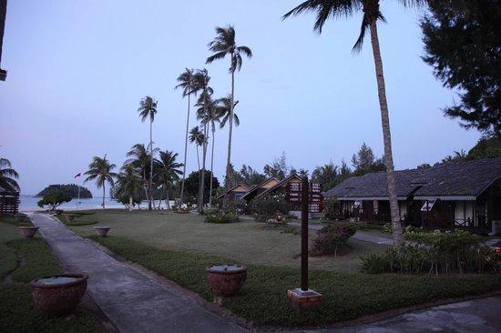 Nirwana Gardens - Mayang Sari Beach Resort: 渡假小屋