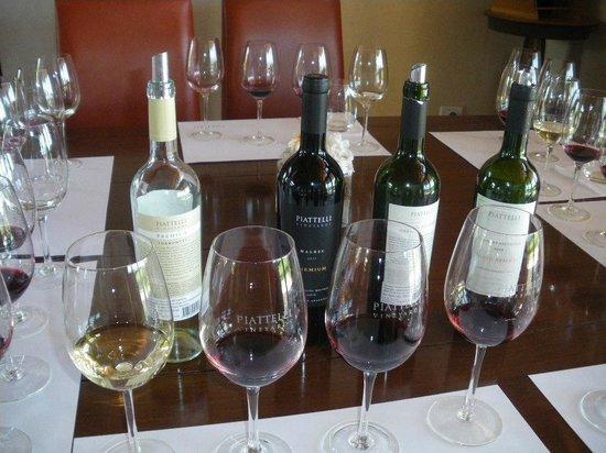 Ampora Wine Tours: 4 Wines