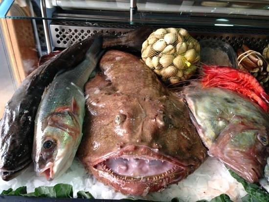 Meson Galicia: pescado