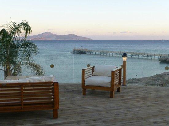 Cleopatra Luxury Resort Sharm El Sheikh: various areas for enjoying the views