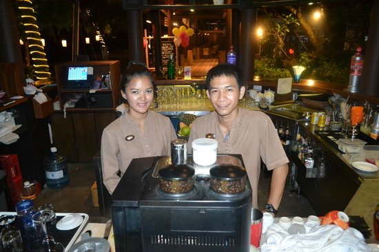 Bandara Resort & Spa: Beach bar