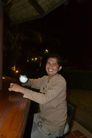 Bandara Resort & Spa: fab staff!