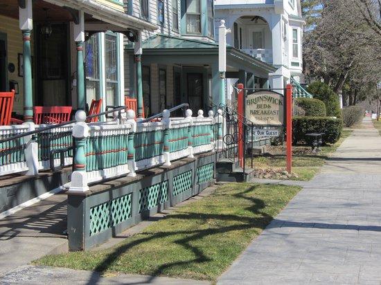 The Brunswick at Saratoga: Sunny Day