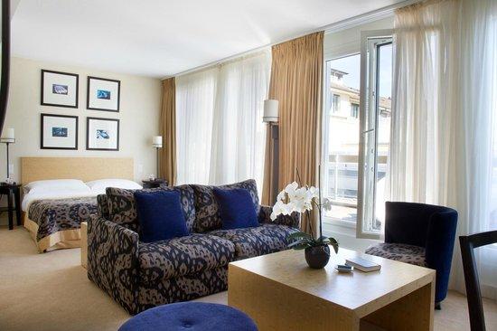 Hotel Jade - Manotel Geneva: Suite