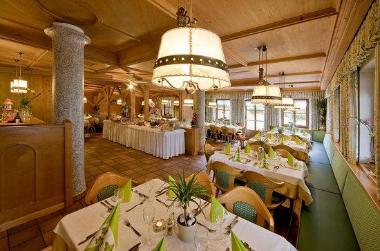 Anewandter Historic Hotel: saala da pranzo
