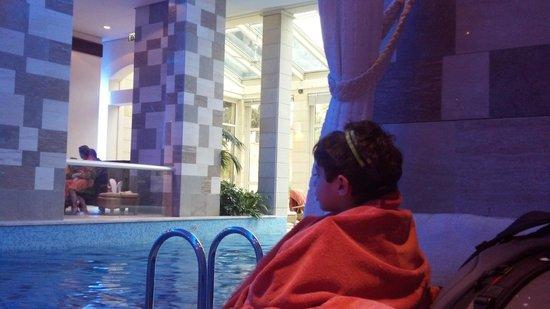 Columbia Beach Resort Pissouri: internal heated pool