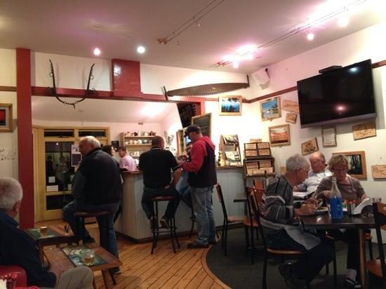 Bushman's Bar and Cafe : Bushmans Bar & Cafe