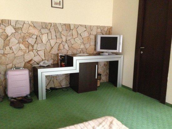 Pension Casa Teo: Room