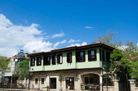 Villa Verde Pension: Front of hotel