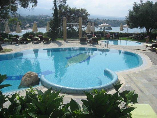 SENTIDO Thalassa Coral Bay: Cute & clean swimming pool at Thalassa Hotel