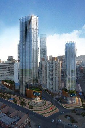 Impressions of Foshan City Plaza