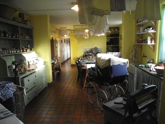 World of James Herriot: The Kitchen Area