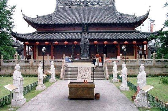 Wuwei Confucian Temple