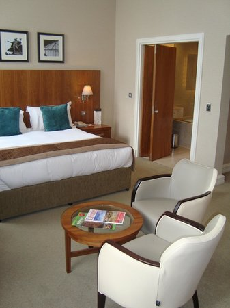The Grand Hotel & Spa: large rooms
