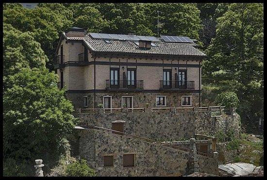 El Paraiso de Gredos: fachada