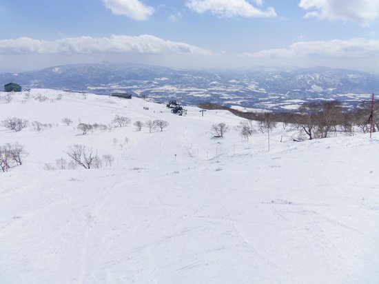 Hilton Niseko Village: at the top of Niseko Village
