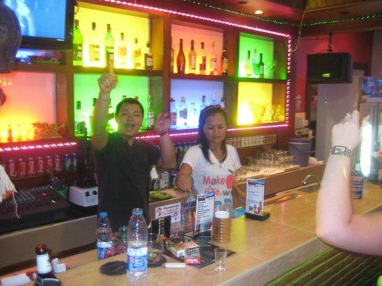 Oasis Bar: Fun and Games