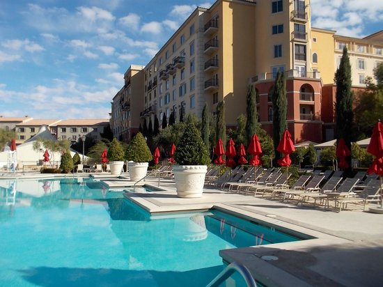 Hilton Lake Las Vegas Resort & Spa: piscina