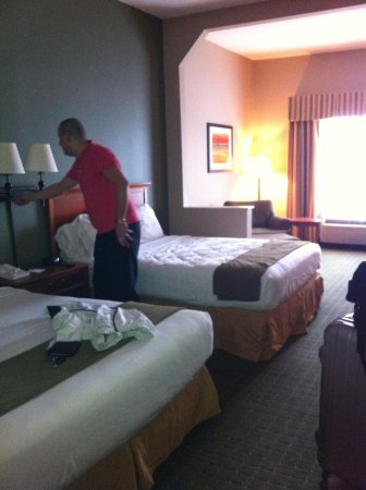 Holiday Inn - Orlando International Airport: Room