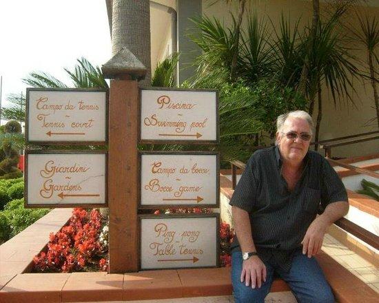 Hotel Olimpico: POOL