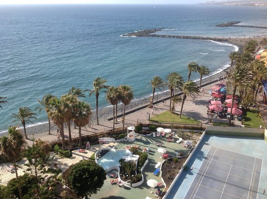 Sol Tenerife: View from Balcony 925