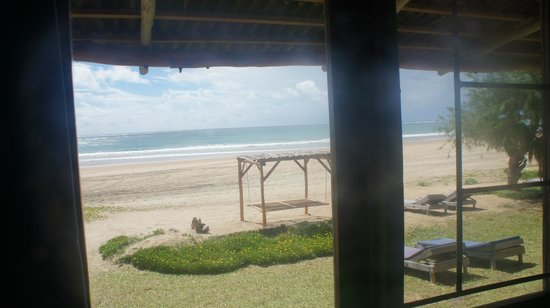 Aquatico Ocean Lodge: Vista do quarto