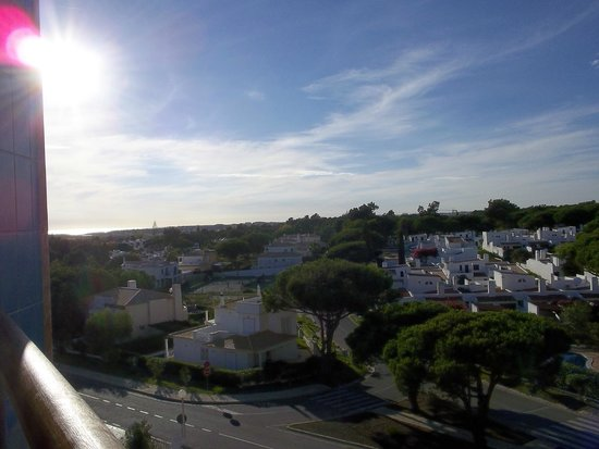 Hilton Vilamoura As Cascatas Golf Resort & Spa: view from the balcony