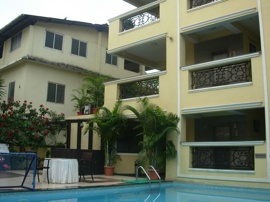 Resort De Coracao: Hotel