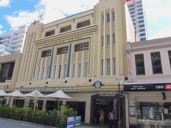 Criterion Hotel Perth: Exterior