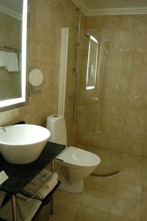 Elite Plaza Hotel Malmo: il bagno