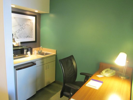 SpringHill Suites Miami Airport South: Kitchenette