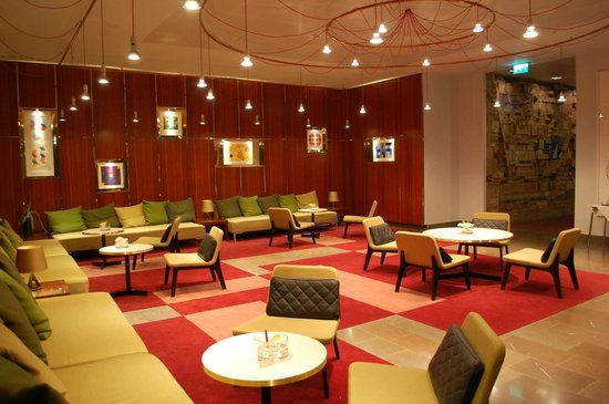 Elite Plaza Hotel Malmo: sala